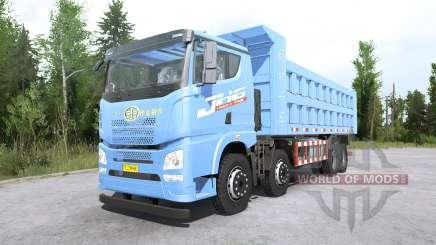 FAW Jiefang JH6 8x8 Dump Truck for MudRunner