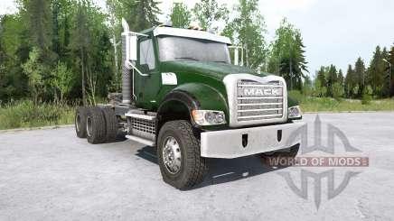 Mack Granite 6x4 Tractor for MudRunner