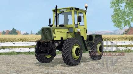 Mercedes-Benz Trac 900 Turbꝍ for Farming Simulator 2015