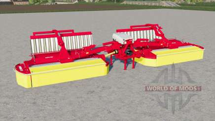 Pottinger NovaCat X8 ED with brand selection for Farming Simulator 2017