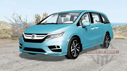Honda Odyssey 2018 for BeamNG Drive