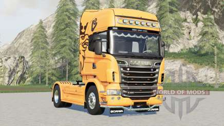 Scania R-series for Farming Simulator 2017