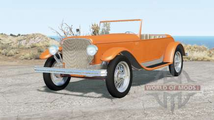 Classic Car v0.98.6 for BeamNG Drive