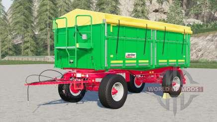 Kroger Agroliner HKD ƺ02 for Farming Simulator 2017