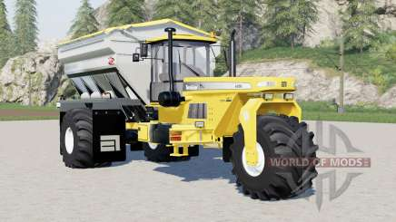 TerraGator 6203 three different attachable implements for Farming Simulator 2017