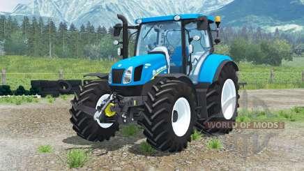 New Holland Ŧ6.160 for Farming Simulator 2013