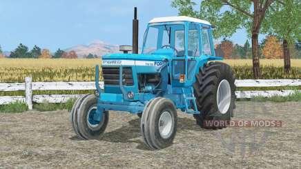 Ford TW-10 for a medium farm for Farming Simulator 2015