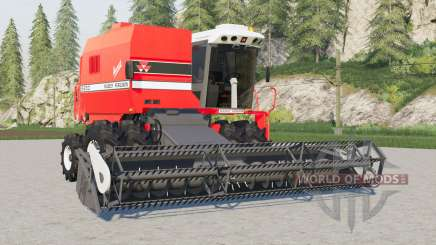 Massey Ferguson 5650 Advanceᶑ for Farming Simulator 2017