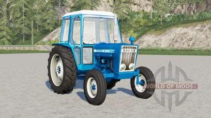 Ford 4600 for Farming Simulator 2017