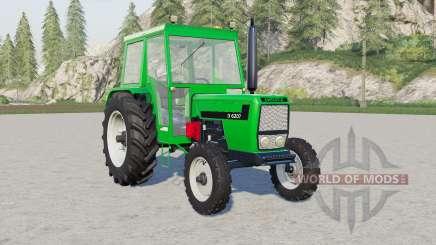Deutz D 6207 for Farming Simulator 2017