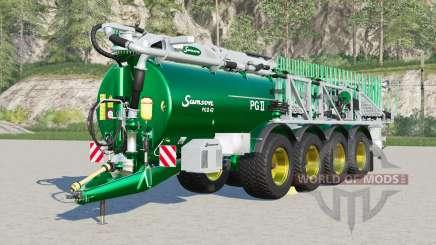 Samson PGII 42 for Farming Simulator 2017