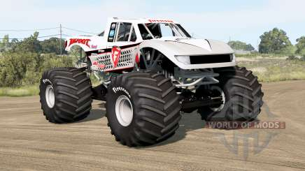 CRD Monster Truck v1.19 for BeamNG Drive