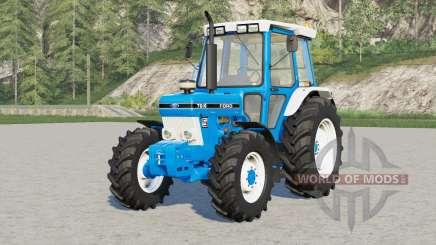 Forɗ 7610 for Farming Simulator 2017