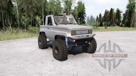 Toyota Land Cruiser 70 Pickup for MudRunner