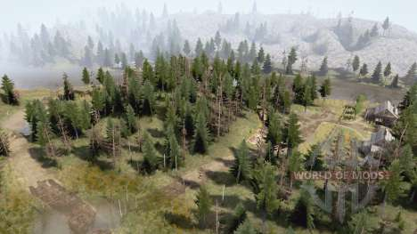 Serve from the storonꙑ for Spintires MudRunner