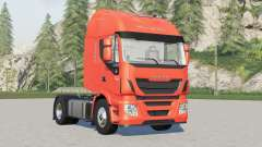 Iveco Stralis Hi-Way 2-axis, 3-axis, 4-axis tractor 2015 for Farming Simulator 2017