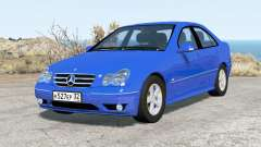 Mercedes-Benz C 320 (W203) 2004 v2.0 for BeamNG Drive