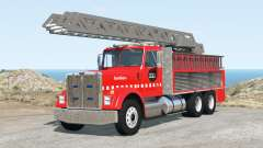 Gavril T-Series Fire Truck v1.1 for BeamNG Drive
