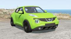 Nissan Juke (YF15) 2011 for BeamNG Drive