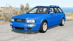 Audi RS 2 Avant (8C) 1994 for BeamNG Drive