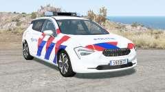 Cherrier FCV Dutch Emergency Services v1.01 for BeamNG Drive