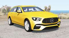 Mercedes-AMG E 63 Estate (S213) 2020 for BeamNG Drive