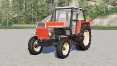 Zetor 8011〡lighting options for Farming Simulator 2017
