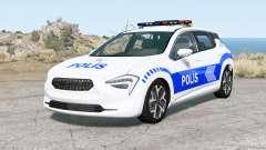 Cherrier FCV Turkish Police v1.2 for BeamNG Drive