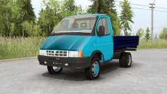 Gaz 3302 Gazelle for Spin Tires