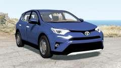 Toyota RAV4 2017 for BeamNG Drive