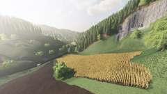 Slovenian valley for Farming Simulator 2017