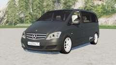 Mercedes-Benz Viano (W639) 2010 for Farming Simulator 2017