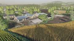 The Old Stream Farm v1.1 for Farming Simulator 2017