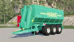 Hawe ULW 5000〡2 tires configurations for Farming Simulator 2017