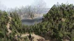 Abandoned Valley 2 for MudRunner