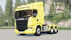 Scania R440 Streamline 6x2〡6x4 tractor Highline for Farming Simulator 2017