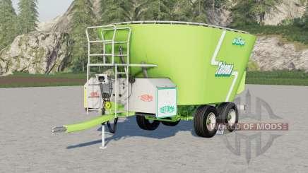 Tatoma MV Triplo-35 for Farming Simulator 2017