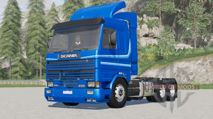 Scania 3-series〡L-series〡T-series for Farming Simulator 2017