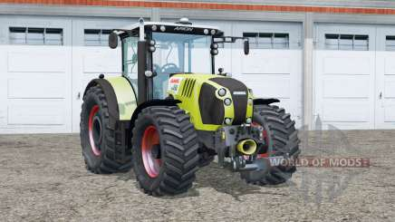 Claas Arioꞑ 650 for Farming Simulator 2015