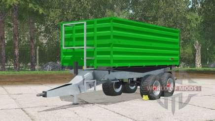 Fliegl TDK 200〡capacity choice for Farming Simulator 2015