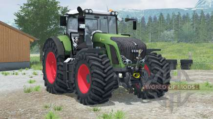 Fendt 924 Vario〡Part-time 4WD for Farming Simulator 2013