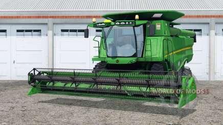 John Deere S660〡interactive control for Farming Simulator 2015