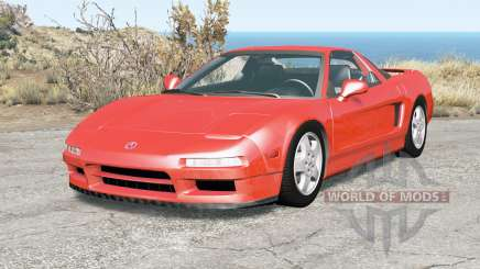 Acura NSX 2001 for BeamNG Drive