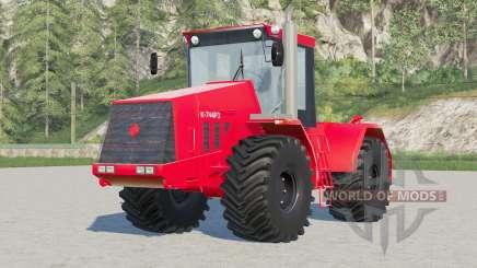 Kirovets K-744R3〡 engine selection for Farming Simulator 2017