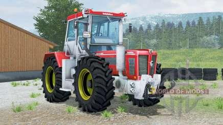 Schluter Super-Trac 2500 VL〡steered axles for Farming Simulator 2013