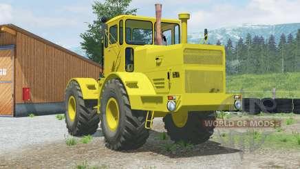 Kirovets K-700A〡al lighting for Farming Simulator 2013