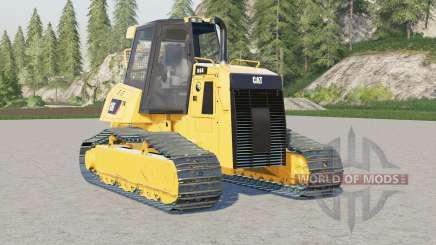 Caterpillar D6K Winch Dozer for Farming Simulator 2017