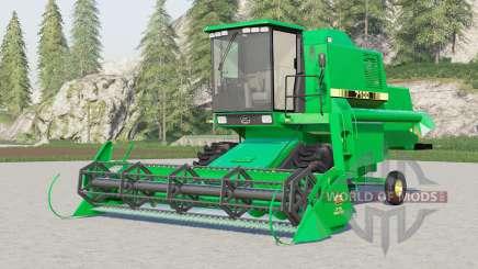 John Deere 7000 Turbo〡cutter bar texture adjusted for Farming Simulator 2017