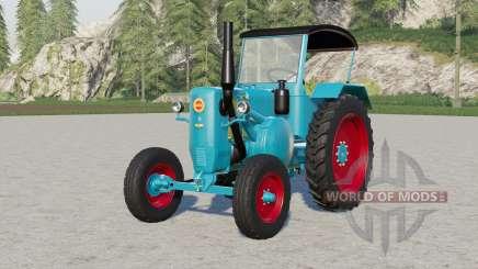 Lanz Bulldog D3606 for Farming Simulator 2017
