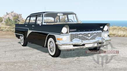 Gaz 13 Seagull 1973 for BeamNG Drive